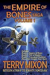 The Empire of Bones Saga Volume 1