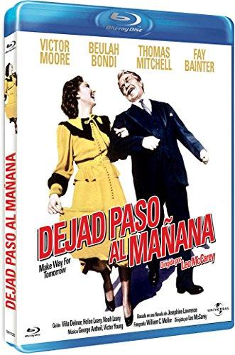 Dejad Paso Al Mañana [Blu-ray] 51HMsQWltwL