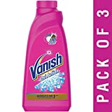 #10: Vanish Liquid, Expert Stain Removal Laundry Additive, 800 ml (Pack of 3)