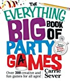 Best Party Book - The Everything Big Book of Party Games: Over Review