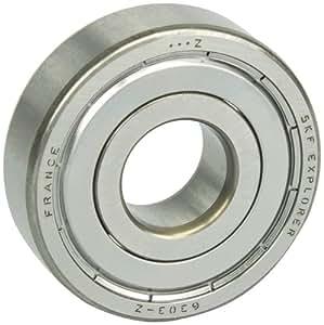 FAG/SKF 6303-Z (Koyo) Roulement à Billes
