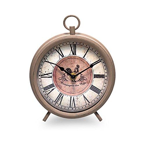 pajoma Uhr im Vintage Stil, Höhe 19 cm