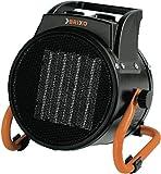 Elettroriscaldatore generatore aria calda Brixo PTC termoventilatore (3000 W)