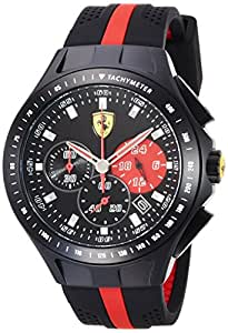 montre homme scuderia ferrari 830023 montres. Black Bedroom Furniture Sets. Home Design Ideas