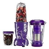 #7: Wonderchef Nutri 63152588 400-Watt Blender with Juicer with attachment (Purple)