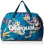 Desigual Women's  Shoulder Bag - Blue (5049)