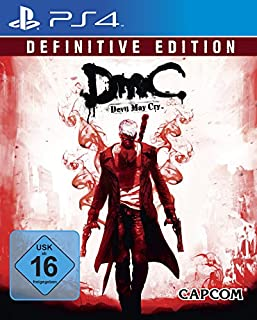 DmC Definitive Edition - [PlayStation 4] (B00R45JQAO) | Amazon price tracker / tracking, Amazon price history charts, Amazon price watches, Amazon price drop alerts