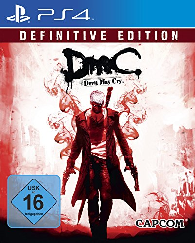 DmC Definitive Edition - [PlayStation 4] (Ps3 Spiele-combo)