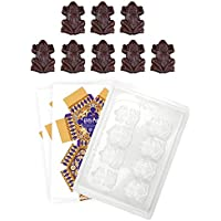 Harry Potter - Chocogrenouille - Moule Chocolat Grenouille et 8 Boites Officielles Chocogrenouille - Cinereplicas