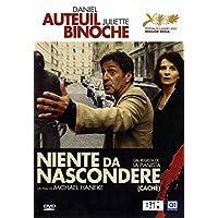 Niente Da Nascondere (2005) DVD