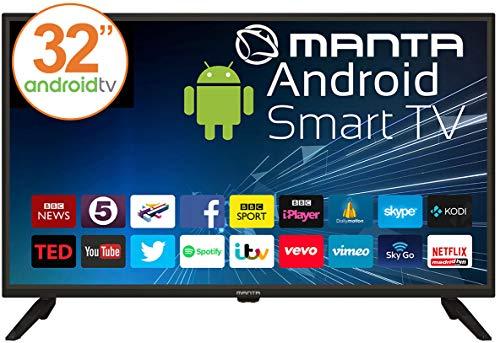 Manta 32LHA59L Televisor LED 32' Android TV 7.1