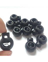 Calli Pratique boucle à ressort en plastique boucle réglable corde fixe