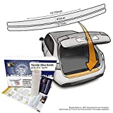 Passend für Hyundai i30cw Kombi (Typ PD ab´17) - Passform Lackschutzfolie als Selbstklebender Ladekantenschutz (Autofolie und Schutzfolie) transparent 150µm
