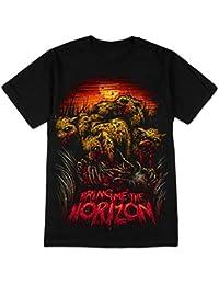 Bring Me The Horizon - Cheetah Mens T-Shirt In Black