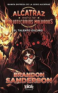 El talento oscuro par Brandon Sanderson