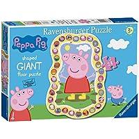 Ravensburger Peppa Pig, 24pc Giant Floor Jigsaw Puzzle