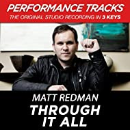 Through It All (Performance Tracks) - EP