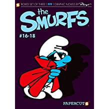 Smurfs Graphic Novels Boxed Set: Vol. #16-18, The