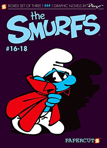The Smurfs Graphic Novels - Volúmenes 16-18