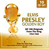 "ELVIS PRESLEY ""Golden Boy"" - All 146 Originals From The King (1954 - 1960) + 20 Rare Elvis-Tribute Songs"