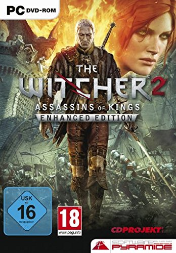 The Witcher 2 - Assassins of Kings (Enhanced Edition) (Pc 2 Witcher)