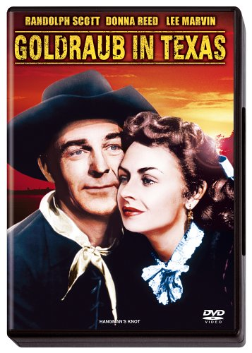 Goldraub in Texas (Western Basen)
