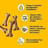 Pedigree Biscrok Hundesnacks 3 köstlichen Geschmacksrichtungen, 6 Packungen (6 x 500 g) - 3