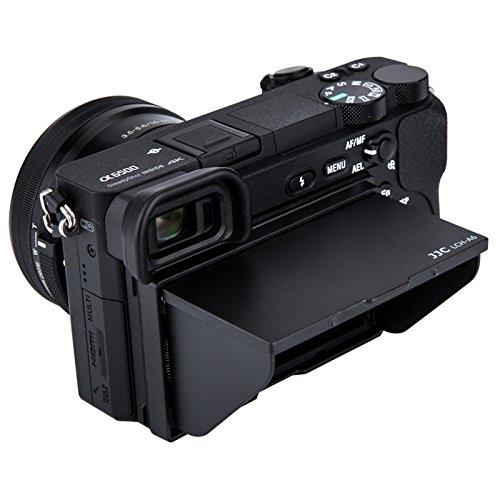 JJC LCD Parasol Sony Alpha A6500 A6400 A6300 A6000