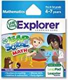 LeapFrog Explorer Game: Leap School Maths (for LeapPad and Leapster)