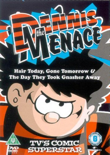 Dennis The Menace - Hair Today, Gone Tomorrow