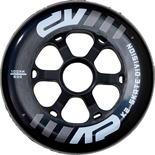K2100mm Urban Wheel Set de 4Pack Roulettes, multicolore, Taille unique