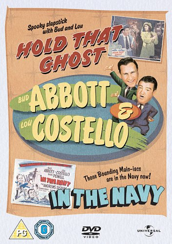 Price comparison product image Abbott And Costello: Hold That Ghost/In The Navy [DVD]