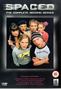 Spaced: Complete Series 2 [DVD]