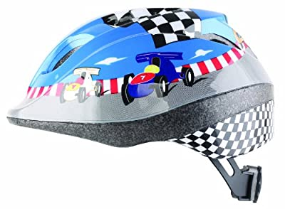 Bumper Boy's Race Car Helmets from Bumper