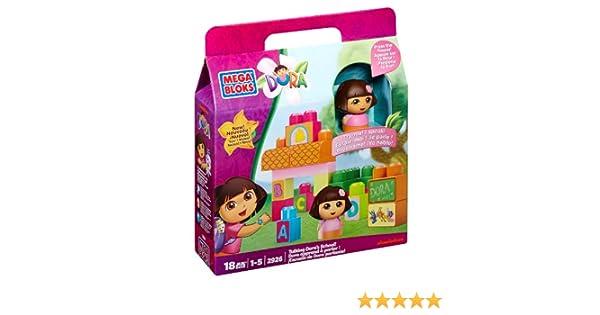Mega Bloks Tafel : Mega bloks u talking dora s school konstruktionsspielzeug