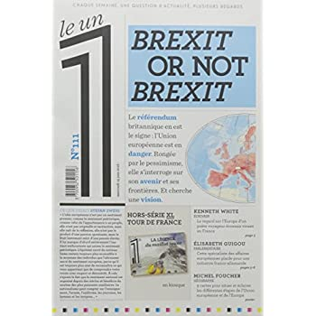 Le 1 - n°111 - Brexit or not brexit