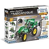 Clementoni - 52224 - Mon Atelier Mécanique - Machines agricoles