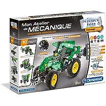 Clementoni 52224mi taller mecánico–Máquinas Agrícolas