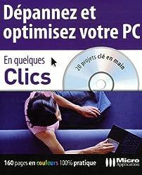 Dépannez et optimisez votre PC (1Cédérom)