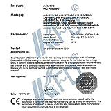KFD 60W 12 Volt 5A Netzteil Trafo AC Adapter Ladegerät Transformator 4pin 4-polig für LCD/TFT FSC Futro S400 AD-1260B TK-5377, Avtex W153D TV, AK083, SAWA-010500, LCD TV Monitor TV DVR 12V