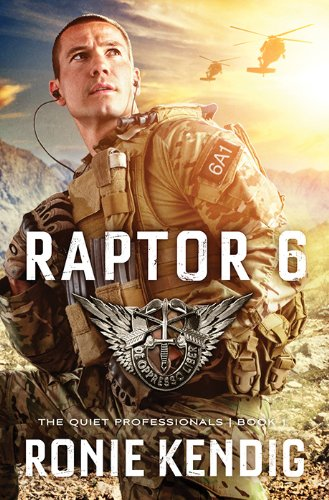 Raptor 6: Book 1 (The Quiet Professionals, Band 1)