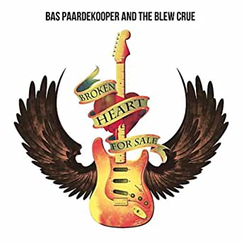 Broken Heart for Sale by Bas Paardekooper and the Blew Crew on
