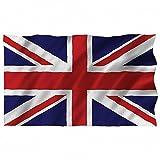 Jooks Grossbritannien Union Jack Flagge/Fahne 150 x 90 cm wetterfest, mehrfarbig