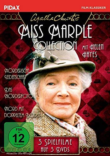 Agatha Christie: Miss Marple Collection (3 DVDs)