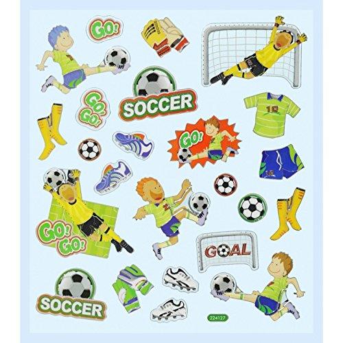 Hobby Design Sticker * Fussball Fußball Soccer * Aufkleber 3452314