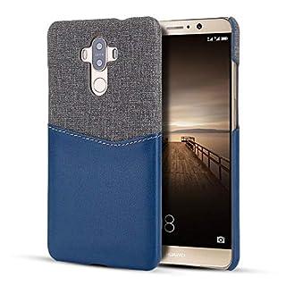 TANKLE Compatible con la funda para teléfono Samsung Galaxy S9 Viajero la funda trasera de grado militar [anillo giratorio],funda de metal resistente a los rasgu (blue, Samsung Galaxy S9)