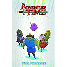 Adventure Time Original Graphic Novel Volume 2: Pixel Princesses (Adventure Time (Kaboom!))