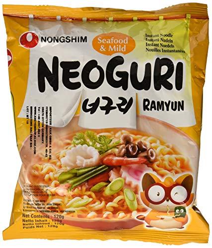 Nong Shim Noodles Neoguri Mild - Pacco da 20 x 130 g