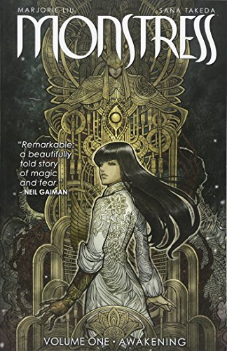 Monstress Awakening - Volumen 1 por Marjorie Liu