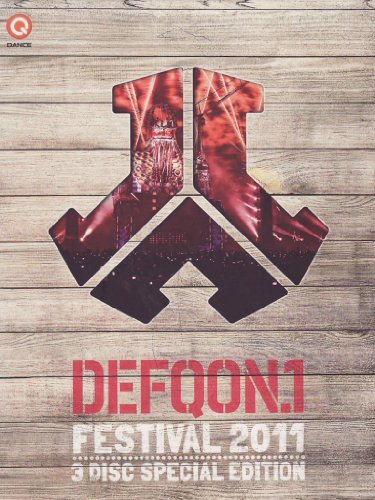 Various Artists - Defqon.1 Festival 2011 (+ Blu-ray + Audio-CD) [Special Edition] [3 DVDs]